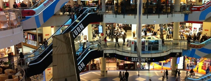 Blue City is one of Best Malls to Go! [Poland].