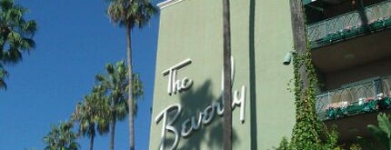 Beverly Hills Hotel is one of Movie Star Homes Loop.