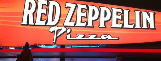 Red Zeppelin Pizza is one of Baton Rouge Places to Eat.