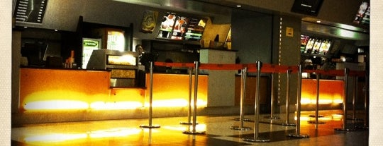 Golden Screen Cinemas (GSC) is one of Where You Would Most Probably Find Me in Penang.