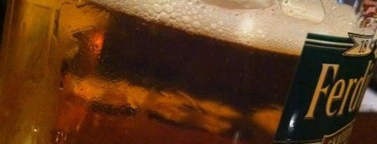 Ferdinánd Monarchia Cseh Sörház is one of Legjobb cseh, belga és kézműves sörök!.