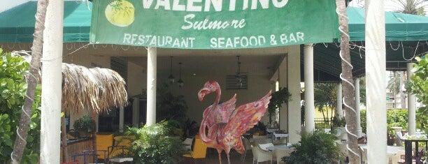 Valentino Sul Mare Ristorante Italiano is one of Miami Thrillest.