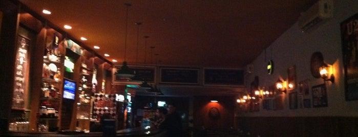 Mulligan Irish Pub is one of Top: Cervejarias.