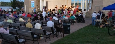 Lake Harriet Band Shell is one of Favorite Arts & Entertainment.