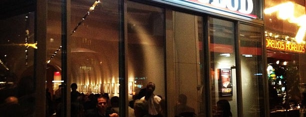 Bar Boulud is one of Eating New York City.