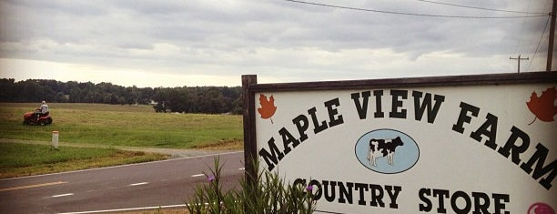 Maple View Farm Country Store is one of Chapel hill favorites.