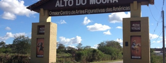 Alto do Moura is one of Turistando em Pernambuco/Tourism in Pernambuco.