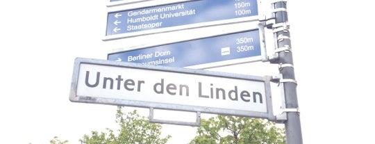 Unter den Linden is one of Berlin to do.