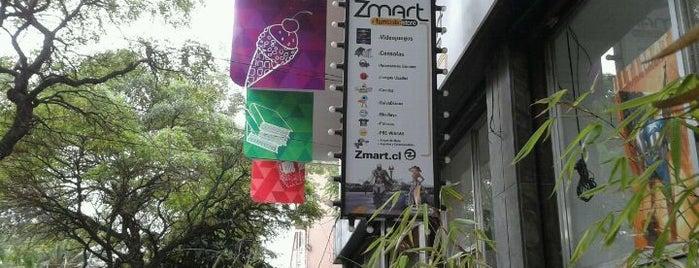 Zmart is one of Tiendas.