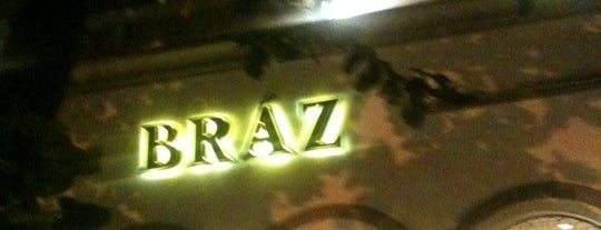Bráz Pizzaria is one of Gourmet Carioca.