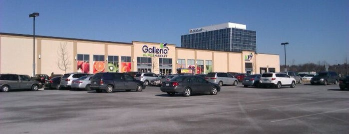 Galleria Supermarket is one of Been there.