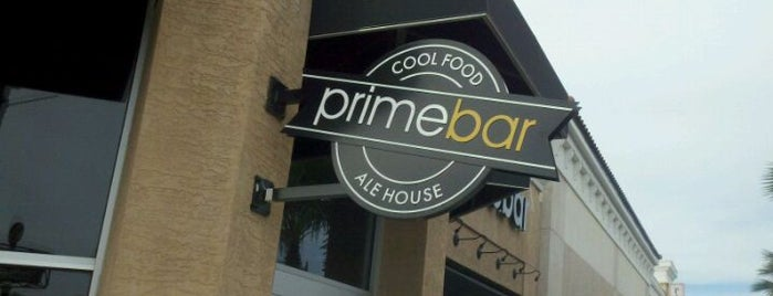 Primebar is one of Creative Innovations Cause Related Advertising.