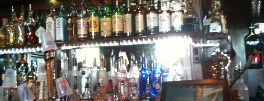 Corner Bar & Grill is one of I spy with my 4sq eye.