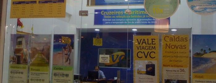 CVC is one of Shopping Uberaba.