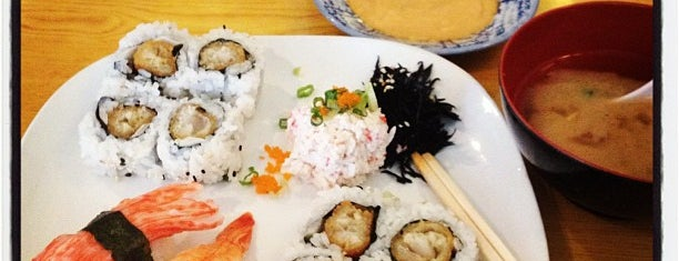 Tokyo Japanese Restaurant & Sushi Bar is one of Carlos Eats USF Dining Guide.