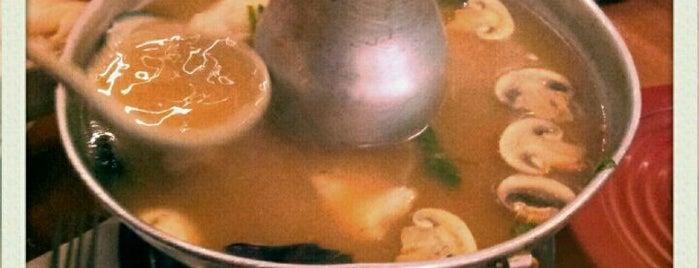 Pailin Thai Cuisine is one of Chris' LA To-Dine List.