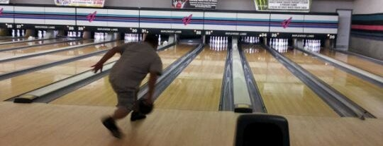 Maplewood Lanes is one of Best Places to go in Omaha.