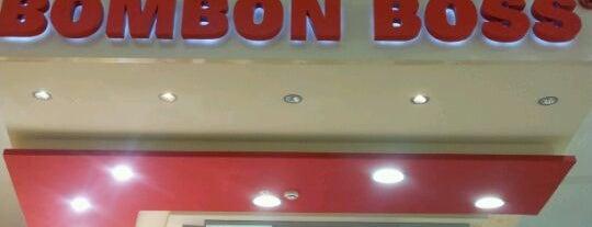 BOMBON BOSS CC Arena Multiespacio is one of VENTA DE ENTRADAS FORMULA 1 Y MOTOGP VALENCIA.