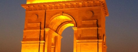 India Gate is one of Our India Trip 2012.