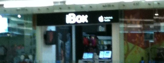 iBox is one of most visited places in jakarta.