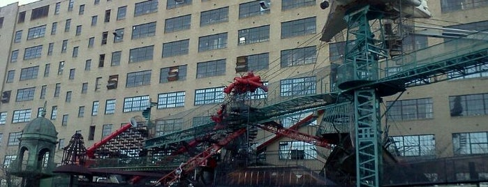 City Museum is one of Best Places in #STL #visitUS.