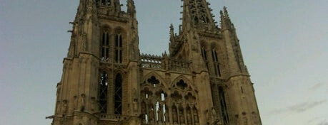 Catedral de Burgos is one of Catedrales de España / Cathedrals of Spain.