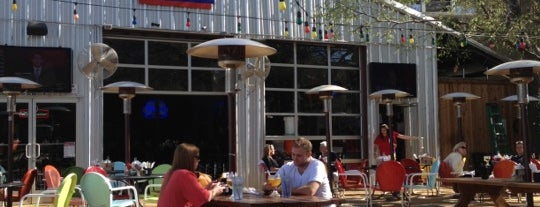 Katy Trail Ice House is one of Dallas's Best Beer - 2012.