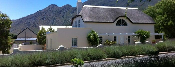 Franschhoek is one of No te lo Pierdas: a menos de 1h de Ciudad del Cabo.