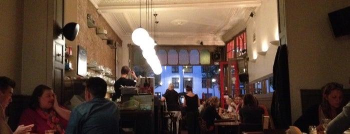 Kapitein Zeppos is one of Guide to Antwerp's best spots.