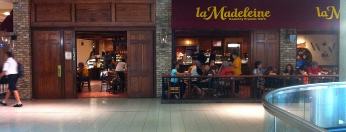 la Madeleine Country French Café is one of 20 favorite restaurants.