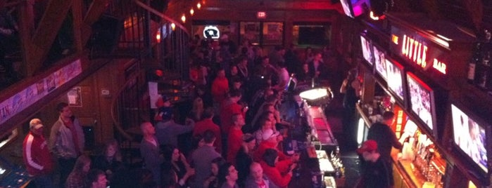 The Little Bar is one of Best Bars in Columbus to Watch NFL SUNDAY TICKET™.