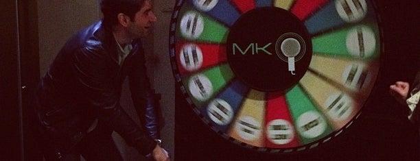 MK Karaoke Lounge is one of Don't Stop Believin (NY).