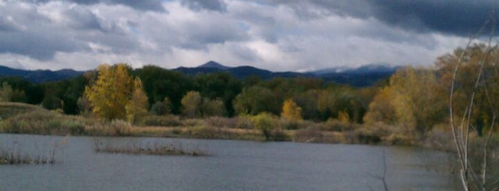 Walden Ponds Wildlife Habitat is one of Boulder Area Trailheads #visitUS.