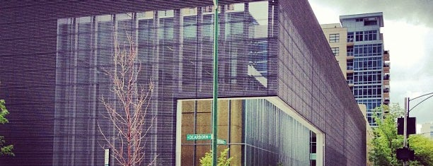 The Poetry Foundation is one of Chicago.