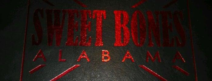 Sweet Bones Alabama is one of BARS.