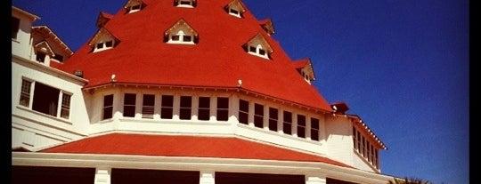 Hotel del Coronado is one of Hotels I Enjoyed Staying At.