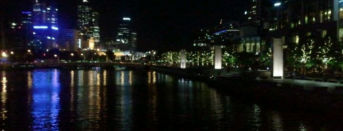 Kings Bridge is one of Quintessential Melbourne.