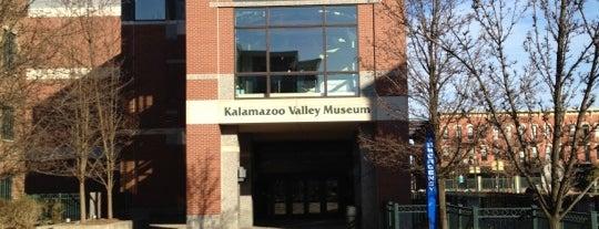 Kalamazoo Valley Museum is one of Top 12 favorites places in Kalamazoo, MI.