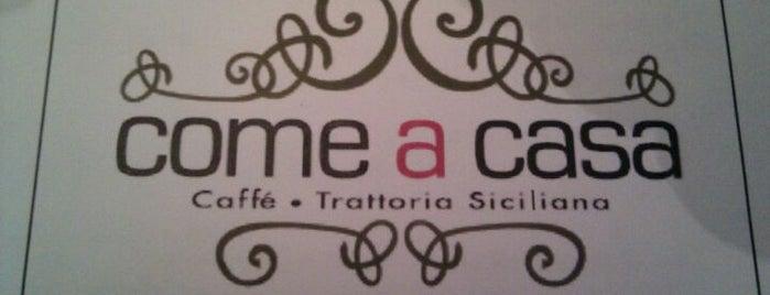 Come a Casa is one of Restaurantes Venezuela.