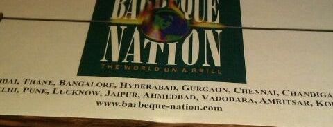 Barbeque Nation is one of Khaana Peena in Bengaluru.
