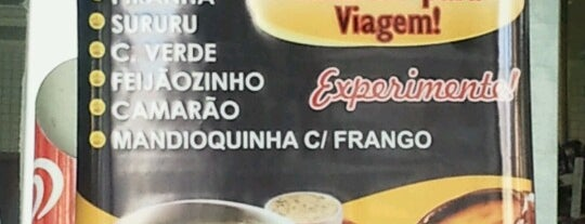 Rei do caldo is one of Por onde eu passo.,,.