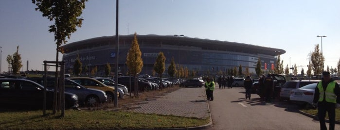 Wirsol Rhein-Neckar-Arena is one of Mannheim And More.