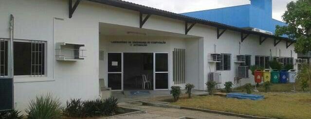 DCA - Departamento de Engenharia da Computação e Automação is one of UFRN.