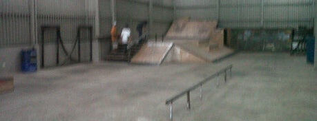 Koro Skate Park is one of Patin.