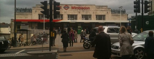 Wimbledon Railway Station (WIM) is one of Railway Stations in UK.