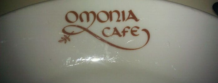 Omonia Cafe is one of Astoria-Astoria!.