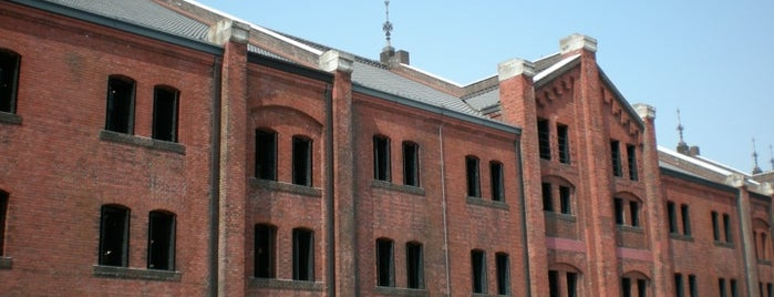 Yokohama Red Brick Warehouse No.2 is one of 横浜・川崎のモール、百貨店.