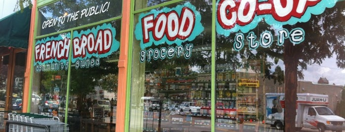 French Broad Food Co-op is one of Asheville All-in-All.