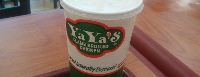 Yaya's Flame Broiled Chicken is one of Guide to Royal Oak's best spots.
