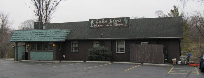 Lake Nina is one of Lake Nina Restaurant & Tavern.